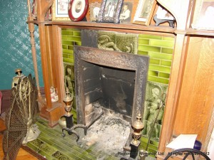 618 Baker Fireplace.before